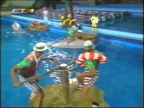 Jeux Sans Frontieres 1997 - Lisbon - Game 7