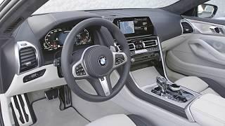2020 BMW 8 Series Gran Coupe interior design