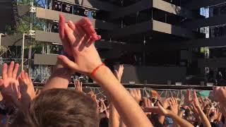 Exit Festival 2018, Maceo Plex closing, XTC,  Conjure Dreams, Sordid Affair 20 mins
