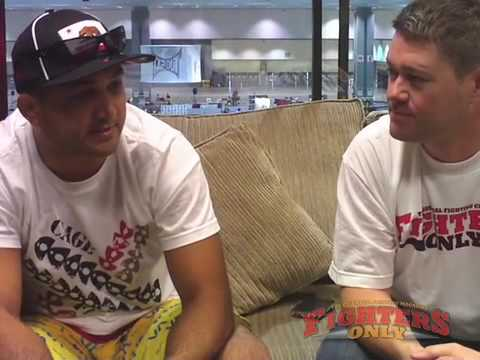 BJ Penn talks Diego Sanchez and Kenny Florian Image 1
