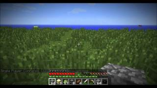 Minecraft Tornado Mod Survival Part 23: Experimenting With The Level.Dat File