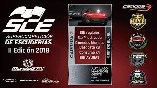 GT SPORT II #SCE Grupo B | Mazda Roadster S · Lago Maggiore | Carrera 2/6