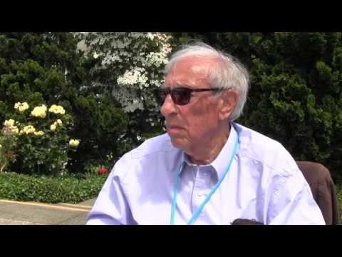 Núria's Video Blog Lindau 2013: Full Interview with Edmond H  Fischer