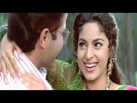 Lelo Lelo Mera Imtihaan - Anil Kapoor Juhi Chawla Andaz Song