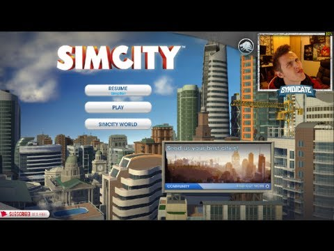 Sim City: Rack City - *Livestream* w/Syndicate!