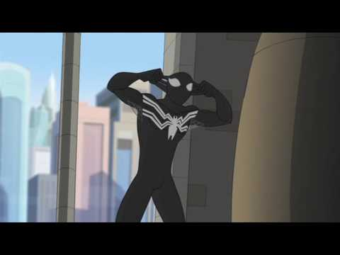Spectacular Spider-man: Symbiote Music Video. video