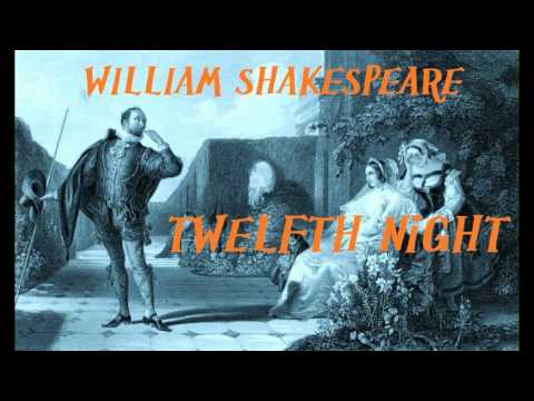 the interpretation of act v scene i of the twelfth night a play by william shakespeare Twelfth night concept/ vocabulary analysis twelfth night by william shakespeare the major songs in the play are located in act 2, scene 3, 40-53 act 2.