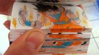 GOKU vs SUPERMAN : Paper Battle