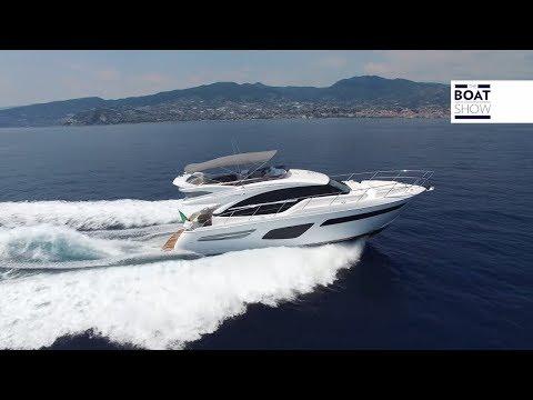 [ITA] PRINCESS 55 - Prova Esclusiva - The Boat Show