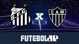 Santos 1 x 2 Atlético-MG - 06/06/19 - Copa do Brasil