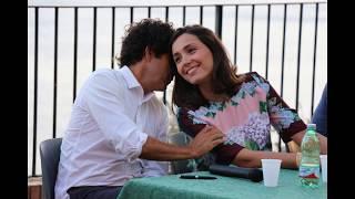 Caterina Balivo passeggiata romantica a Capri con il marito