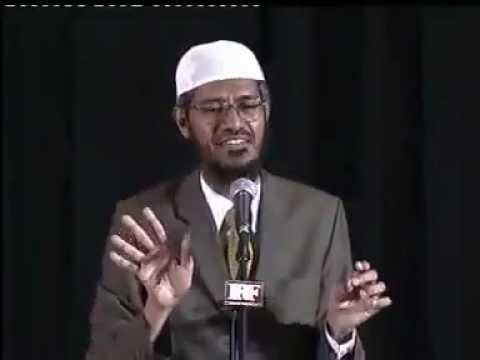 Why Non Muslims Are Not Allowed In Mecca? Dr. Zakir Naik (urdu) video