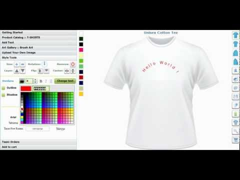 Shirt design software design shirt software tshirt Online clothing design software