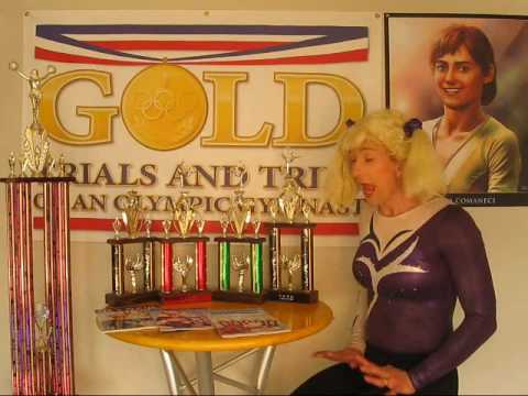 GOLD: Trials and Tribs of an Olympic Gymnast 044