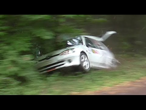 Rally valli del Bormida 2016: big crash, show, mistakes and max attack