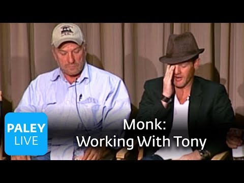 Monk - Working With Tony Shaloub (Paley Center)