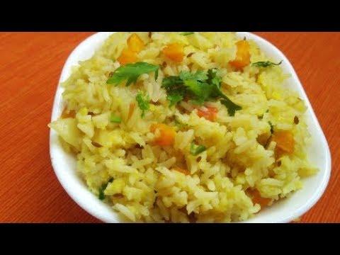 10 నిమిషాల్లో రుచికరమైన పెసరపప్పు కిచిడి || Tasty Moong Dal Rice Recipe