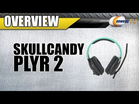Newegg TV: SKULLCANDY PLYR 2 Circumaural Wireless Headset Overview
