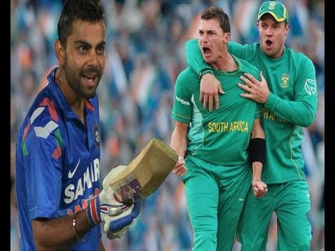 Ind vs SA: Fight erupts between Virat and Dale Steyn. Subscribe http://bit.ly/subscribe-ians-india for latest happenings in Bollywood entertainment, Hindi TV Cinema and your favourite Sports...