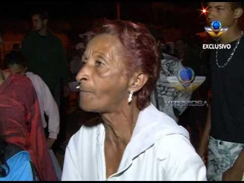 Moradores do bairro Dom Almir protestam após assassinato - parte 2
