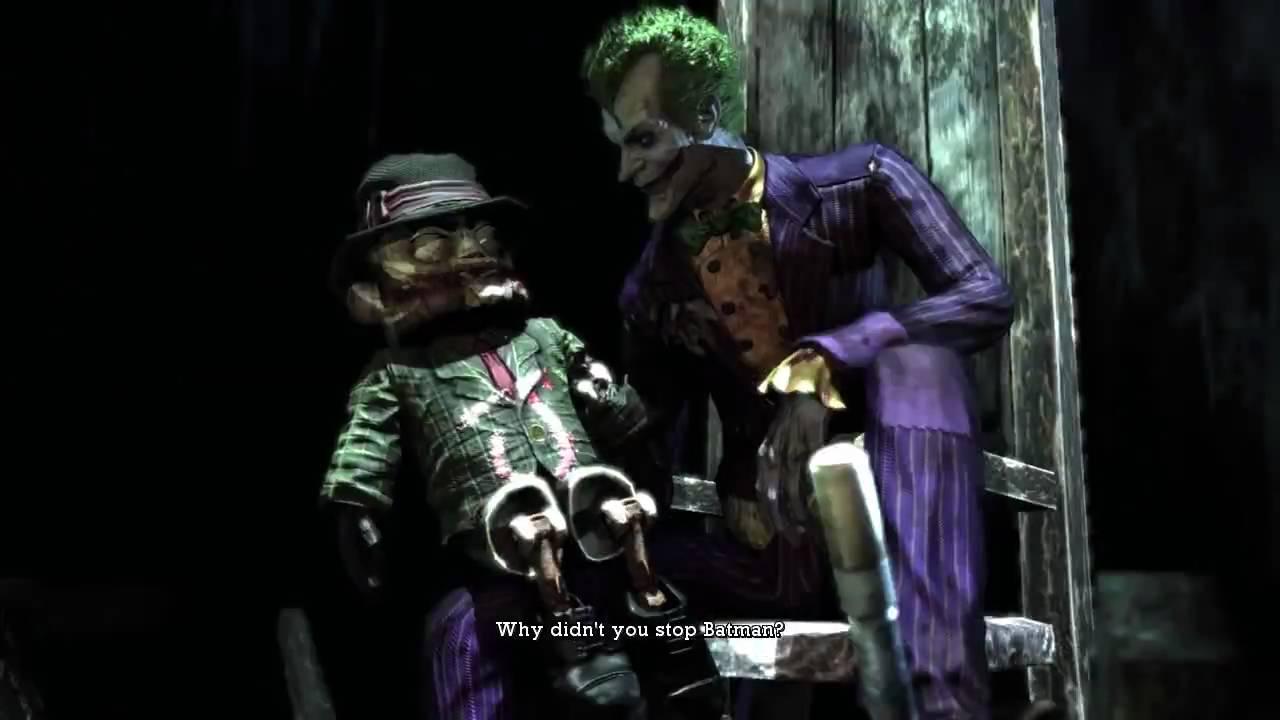 Batman: Arkham City Wikipdia