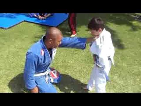 Brazilian Jiu-Jitsu and Hapkido Training Image 1