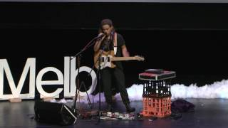 Finding a place through music | Tash Sultana | TEDxUniMelb