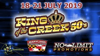 King of the Creek 50's - Friday