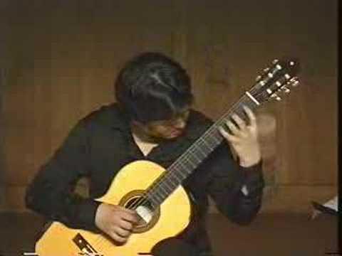 Jang Daekun : Ariel Ramirez - Alfonsina y el mar