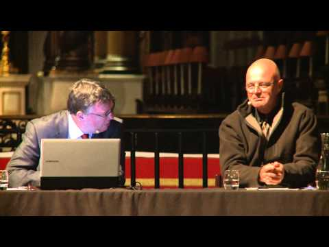 A New Kind of Christianity: Brian McLaren speaks at St Paul's Cathedral