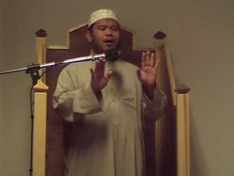 Ust.abu Haidar - Khotbah Jum'at 181209 Amsterdam(part 1) video