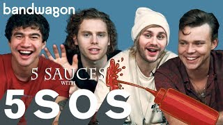 Download Lagu 5 Seconds of Summer discuss Youngblood in 5 Sauces with 5SOS | Bandwagon Gratis STAFABAND