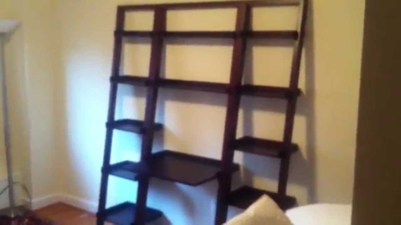 Leaning Bookcase Crate And Barrel Crate Barrel Sloane Bookcase