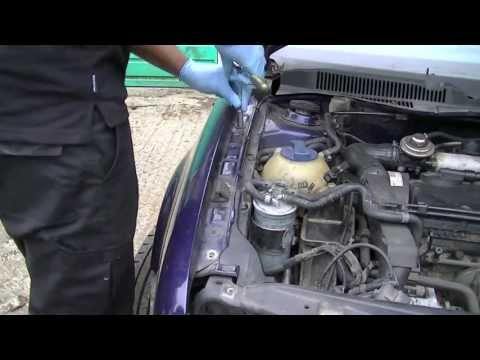 VW Golf Jetta Mk4 Front Wing Fender Removal Simple Easy Steps