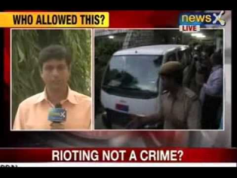 Newsx: Rajasthan Rape Case - Political Conspiracy And Vendetta, Says Daughter Of Mahipal Maderna video