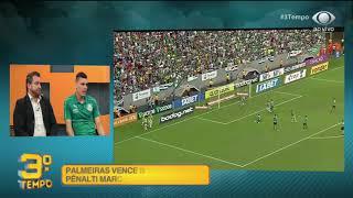 Melhores momentos: Botafogo 0 X 1 Palmeiras