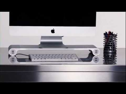 The Space Bar Desk Organizer from Quirky