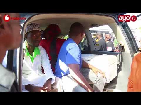 FULL VIDEO: Mwili wa 'Sam wa Ukweli' ulivyotolewa Mwananyamala kwenda kuzikwa