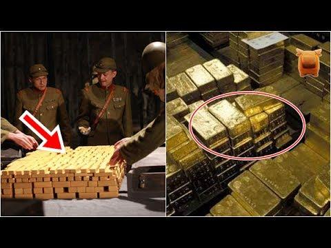 二戰的日本在亞洲埋了大量寶藏, 此舉卻意外讓另一國家發了橫財....!