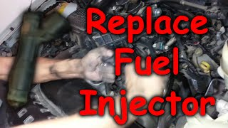 F150 Fuel Injector Removal