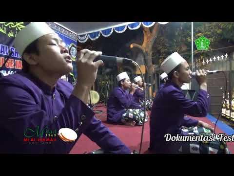 Ad Dawa' - FesBan MI AL HIKMAH Buduran 2016