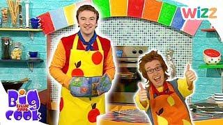 Big Cook Little Cook - Cinderella's Pumpkin Pie   Wizz   TV Shows for Kids
