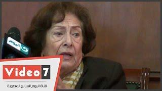 فرخندة حسن: لهذه الأسباب المرأة المصرية تمتلك رؤية خاصة بمجال البحث العلمى