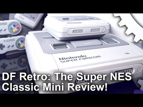 DF Retro: The Super NES Classic Mini Review! Can It Match Original Hardware?
