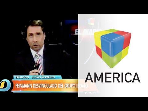 El Grupo Indalo despidió a Eduardo Feinmann