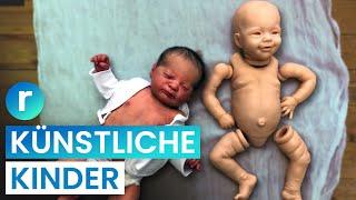 Reborn Babys - Puppen als Kinderersatz