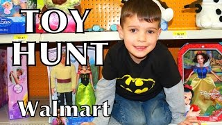 Toy Hunt Shopping at  Walmart AllToyCollector TMNT LPS