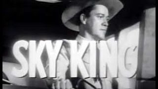 Sky King - Bullet Bait, Full Episode Classic Western TV series