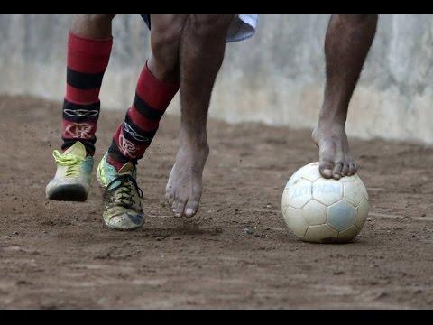 Из улицы рождаются легенды! Уличный футбол.