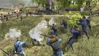 Civil War A Nation Divided 1 - Bull Run 7-21-1861
